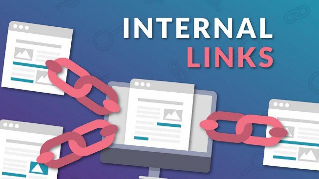 Internal links là gì?