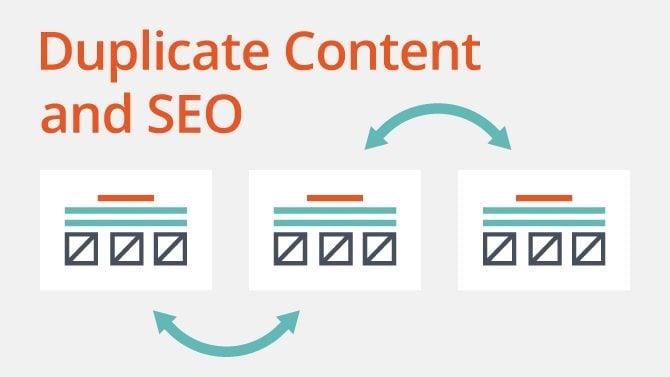 Tuyệt chiêu khắc phục nhanh nhất khi xảy ra lỗi Duplicate Content
