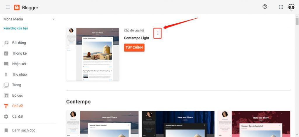 Hướng dẫn xây dựng website vệ tinh trên Blogspot