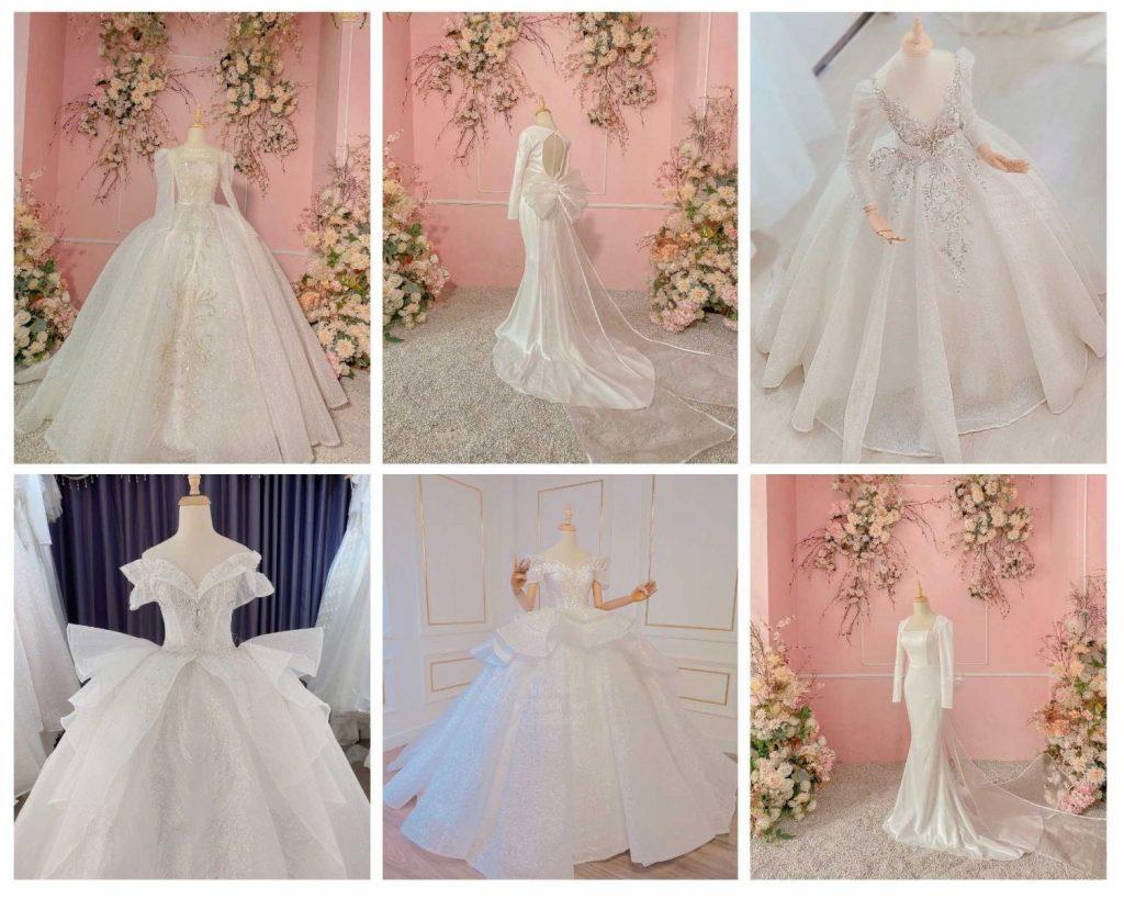 Chia sẻ những kinh nghiệm kinh doanh váy cưới online