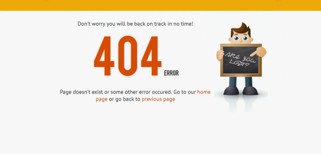 Hướng dẫn cách chuyển hướng khi gặp lỗi 404 trên Blogspot